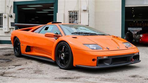 2000 Lamborghini Diablo For Sale выставлен на продажу уникальный гоночный Lamborghini