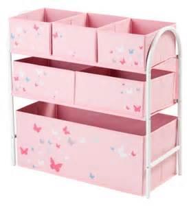 Superbe Mobilier Chambre Pas Cher #1: .etagere_a_casiers_ros_avec_papillons_meuble_de_rangement_fille_pas_cher_m.jpg
