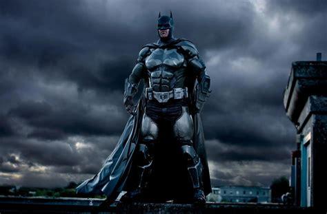 best batman this is the best batman suit and it was 3d