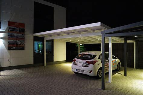 carport beleuchtung led beleuchtung wie wirkt das licht und ist es notwendig