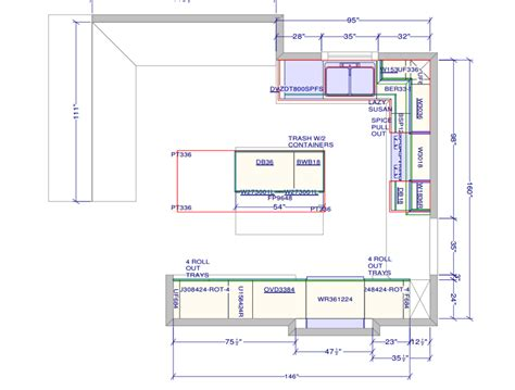 kitchen cabinet design layout fascinating kitchen cabinet layout planner photos design ideas dievoon