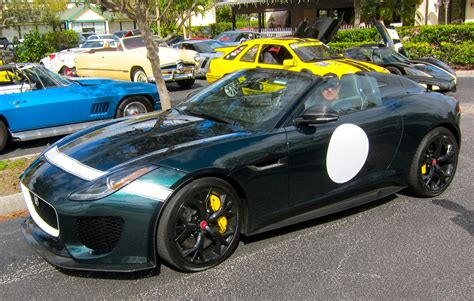 7 Cars For That Rock by Jaguar F Type Project 7 A Rock S Choice Car