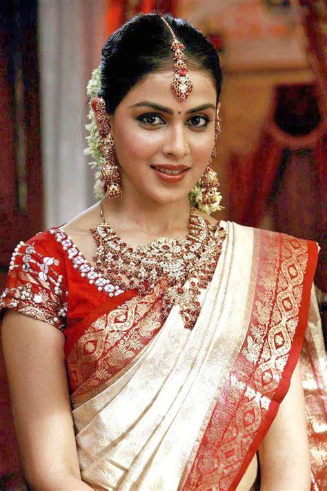 south in bridal saree photo stills welcomenri