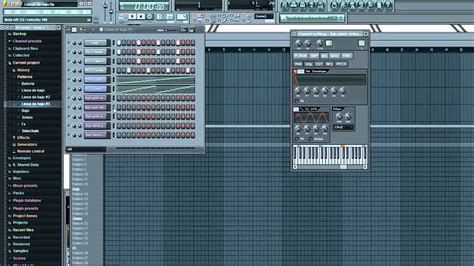 tutorial fl studio piano roll fl studio tutorial lineas de bajo como hacerlas en el