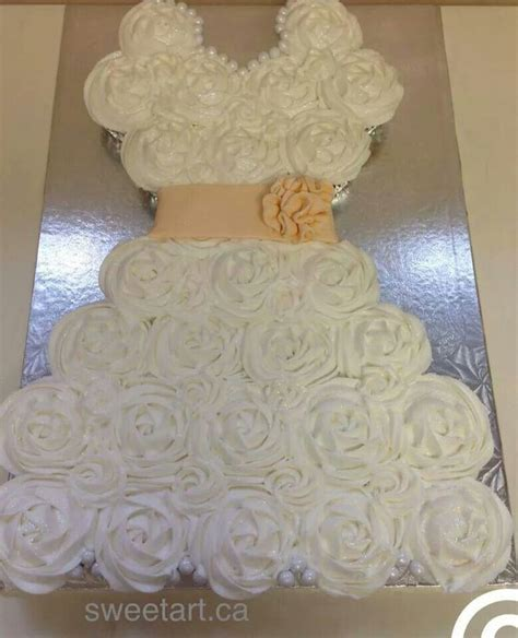 How To Make A Wedding Dress Out Of Toilet Paper - wedding dress made out of cupcakes wedding ideas