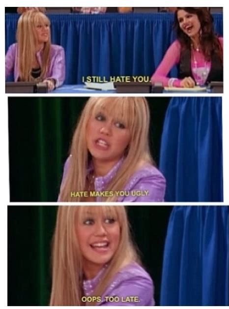 Hannah Montana Memes - hannah montana quotes jackson funny quotesgram