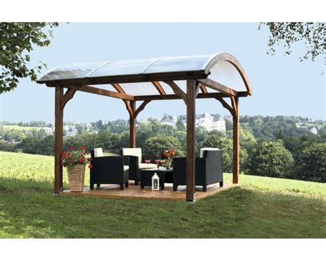 suche pavillon zu kaufen pavillon konsta grenoble 370 x 327 cm natur bei hornbach