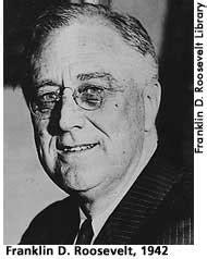 Franklin D. Roosevelt (1882-1945)