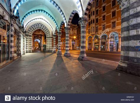 Shopping Genua by Italy Genoa Shopping Via Xx Settembre At
