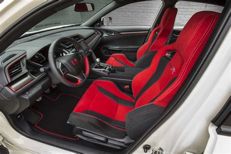 honda civic 2017 type r interior 2017 honda civic type r first drive automobile magazine
