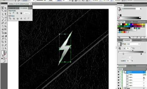 tutorial illustrator metal effect page not found error 404 helping web designers get