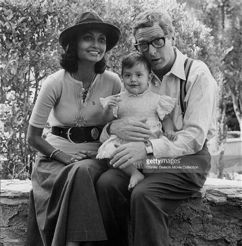 michael caine korean war actor michael caine with his wife shakira caine and their