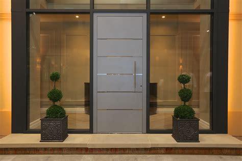 Aluminum Front Doors Aluminium Front Doors Contemporary Entrance Doors From Express