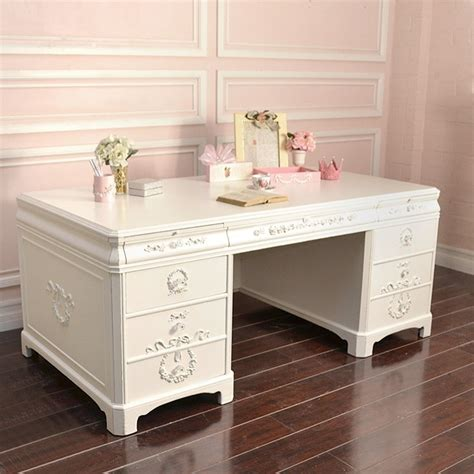 gorgeous large white office desk for the of design - Large White Office Desk