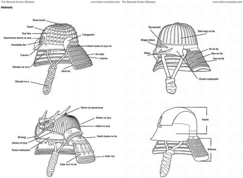 Samurai Helmet Template kabuto helmet template search diy and crafts samurai project samurai