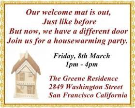 the most pleasantly housewarming invitation wordings