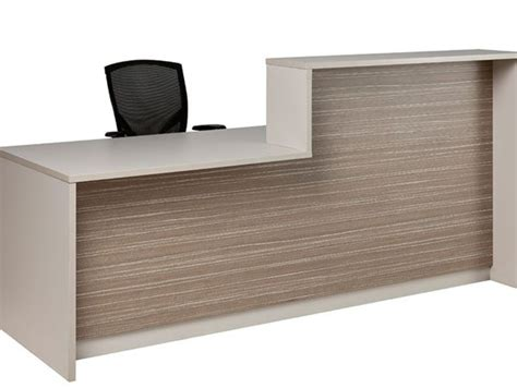 buy a miami reception desk office desks delivery direct