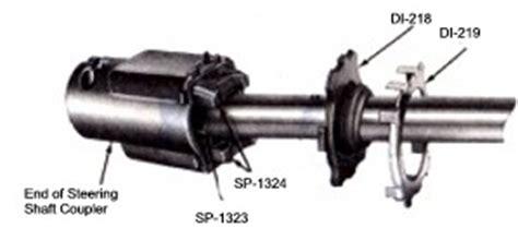 Mopar Performance Steering Parts