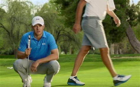 tony romo golf swing watch tony romo teams up with jordan spieth in new