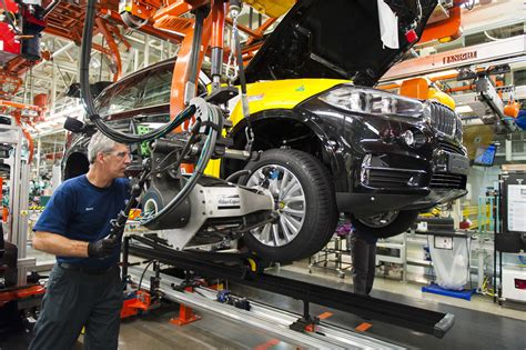 bmw factory tour europeans site more auto assembly in the u s