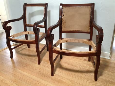 fairfield chairs color match and refinish