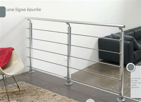 Garde Corps Exterieur Pas Cher 3300 by Exemple Garde Corps Kit Pas Cher With Balustrade