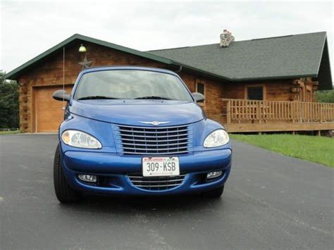 2005 Chrysler Pt Cruiser Gt Convertible by Buy Used 2005 Chrysler Pt Cruiser Gt Convertible 2 Door 2
