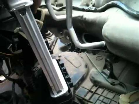 dodge ram heater core replacement youtube