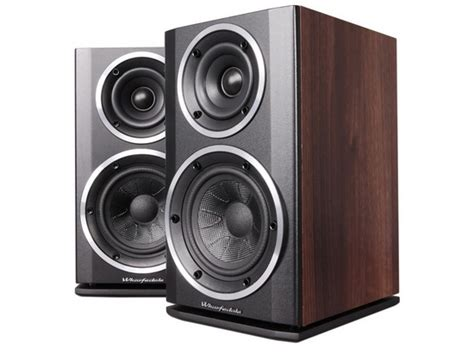 wharfedale 220 bookshelf speakers review test
