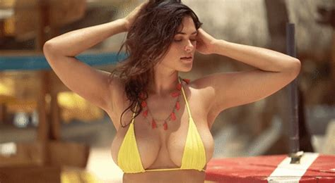 myla dalbesio gif by sports illustrated swimsuit find
