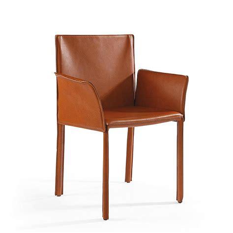 sedie cuoio sedia yuta br sedia in ecopelle cuoio o pelle