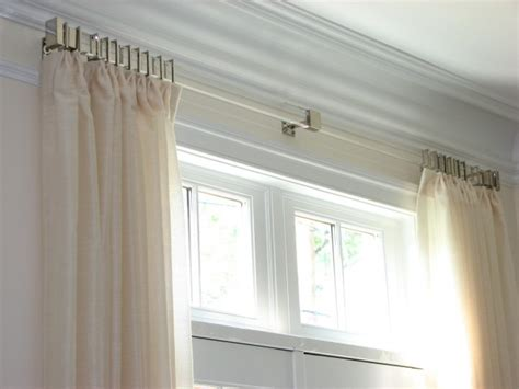 curtain rods for large windows umbra curtain rods rectangular window curtain rod curtain