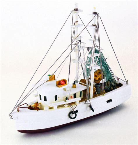wooden model shrimp boat kits wooden sailboat decor kamerlen