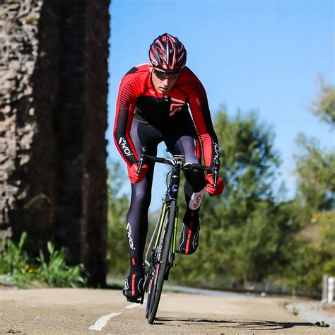cycling jacket red ekoi perfolinea black red thermal cycling jacket ekoi