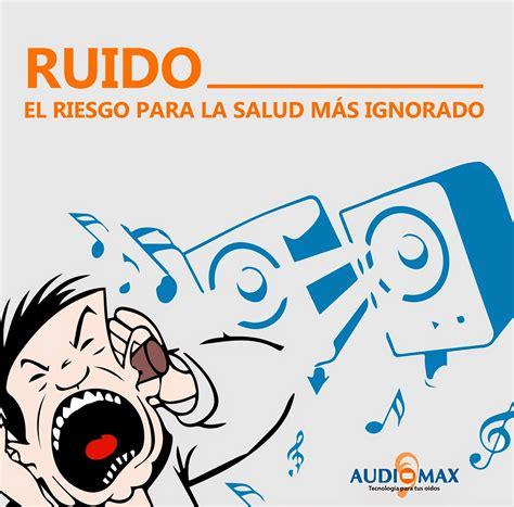 el ruido del tiempo audiomax ruido el riesgo para la salud m 193 s ignorado aud 205 fonos medicados