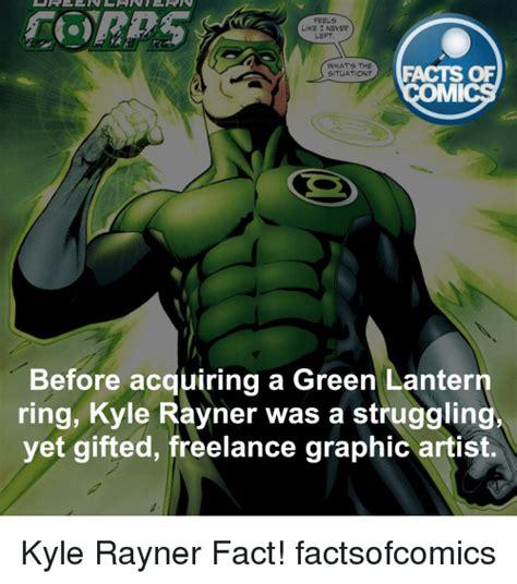 Batman Green Lantern Meme - 25 best memes about kyle rayner kyle rayner memes