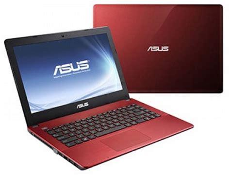 Harga Laptop Merk Hp Warna Merah daftar harga laptop asus terbaru asus a450ca wx102d