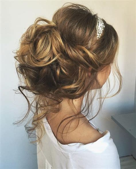 shag updo the 25 best messy wedding hairstyles ideas on pinterest