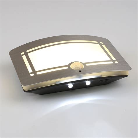 Body Motion Sensor Activated Battery Operated Led Wall Outdoor Motion Sensor Lights Battery Operated