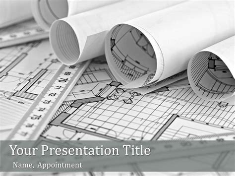 architectural powerpoint templates 7 best images of