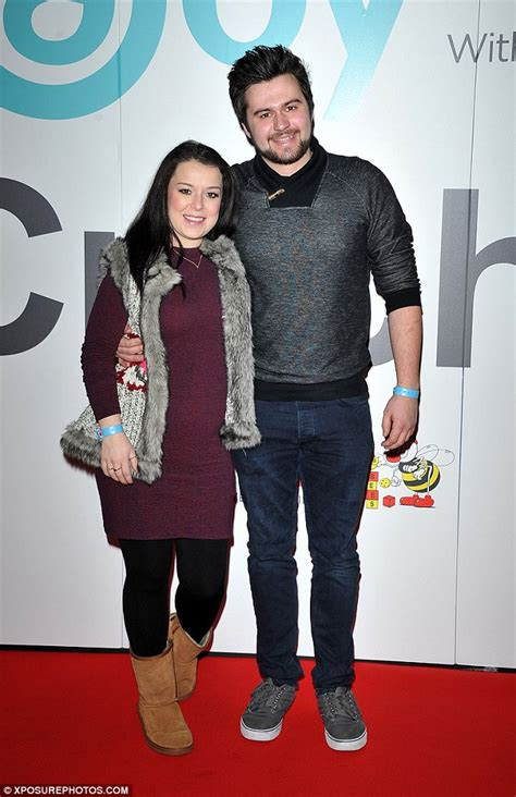 tracy baby tracy beaker harmer welcomes child with