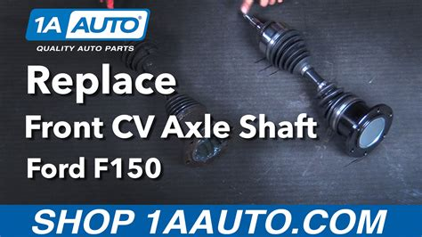 how to replace front differential on a 2012 rolls royce ghost how to replace install front cv axle shaft 05 08 ford f150 buy quality auto parts at 1aauto com