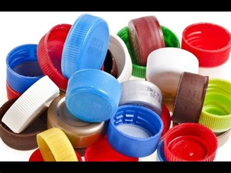 out of plastic what can be made out of plastic bottle lids