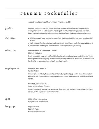 easy resume builder  resumes  create