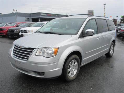 Willowbrook Chrysler Dodge Jeep Langley 2008 Chrysler Town And Country Touring Langley