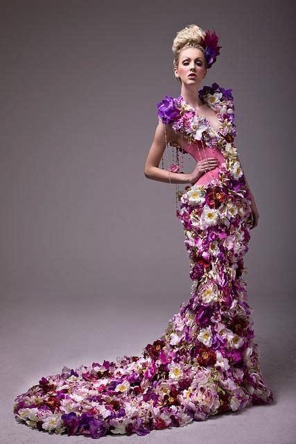 Wedding Flower Dresses by Flower Dress Wedding Dresses Pinterestjpg Go Garden