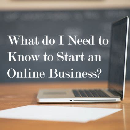what do you need to start an online business sara may spark business business and finance