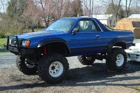 subaru brat lifted lifted subaru baja brat project inspiration for jazzymt
