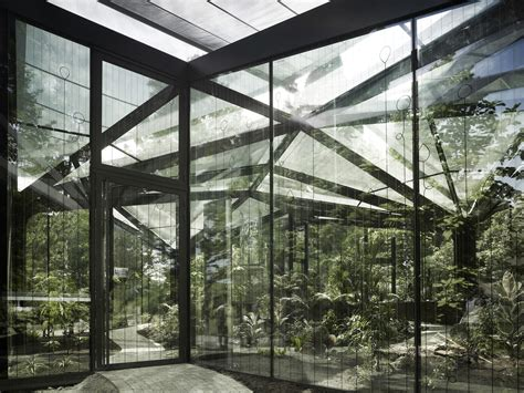 Industrial Floor Plan by Greenhouse Botanical Garden Grueningen Ida Archdaily