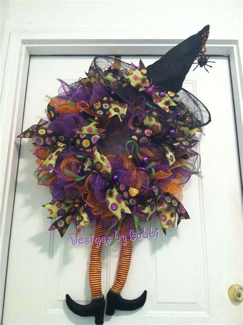 646 best halloween wreaths images on pinterest halloween
